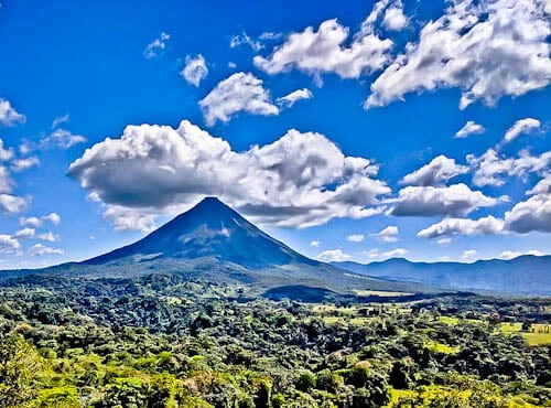 Things to do in San Jose Costa Rica - Arenal Volcano