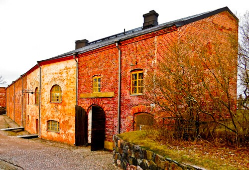 Things to do in Helsinki - Exploring Suomenlinna Fortress