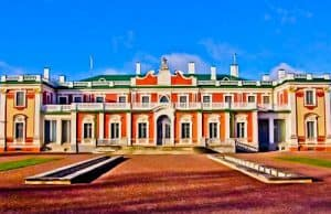 Things to do in Tallinn - Kadriorg Palace