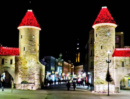 Things to do in Tallinn + A Pink Castle and Palace