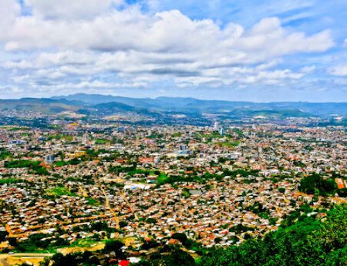 Tegucigalpa to San Salvador