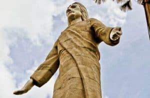 Tegucigalpa Honduras - Cristo de Picacho