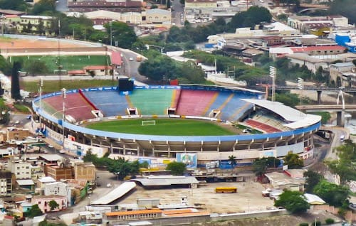 Tegucigalpa Honduras - National Stadium