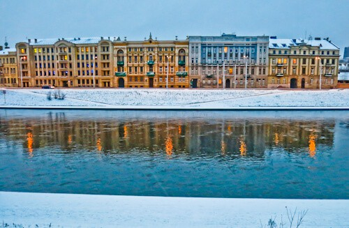 Things to do in Vilnius - River Neris