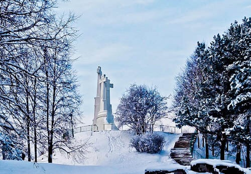 Things to do in Vilnius - Hill of Three Crosses