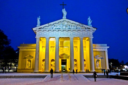 Things to do in Vilnius - Cathedral