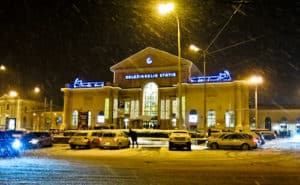 Vilnius Train Station