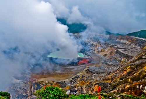 Things to do in San Jose Costa RIca - Poas Volcano