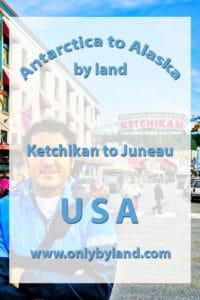 Ketchikan to Juneau