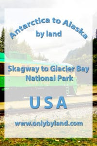 Skagway to Glacier Bay National Park