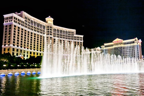 Bellagio Casino, Las Vegas