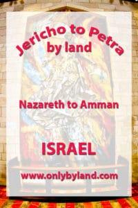 Nazareth to Amman