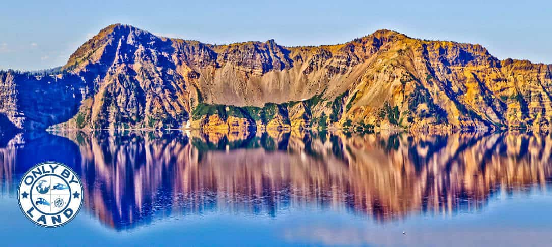 Crater Lake Facts and Photography - National Park Oregon