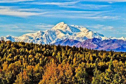 Denali, Mount McKinley, Alaska