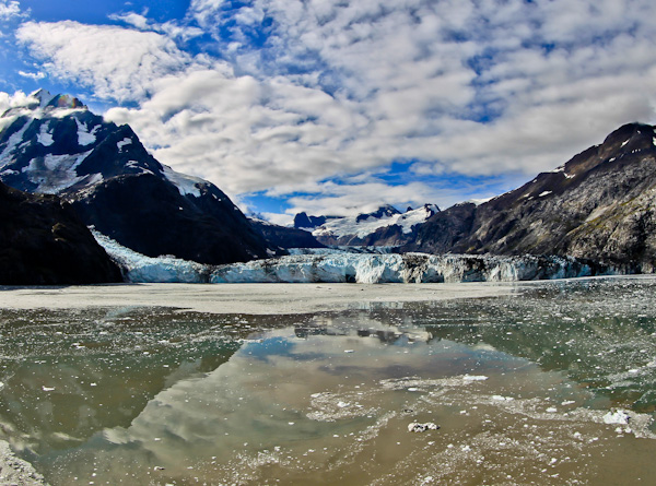 Margerie Glacier, Glacier Bay Viewing Alaska
