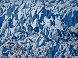 Margerie Glacier Close Up