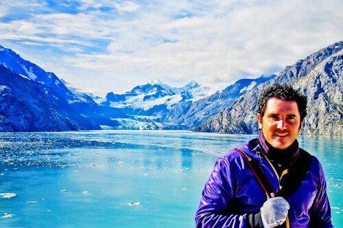 Margerie Glacier, Glacier Bay National Park, Alaska