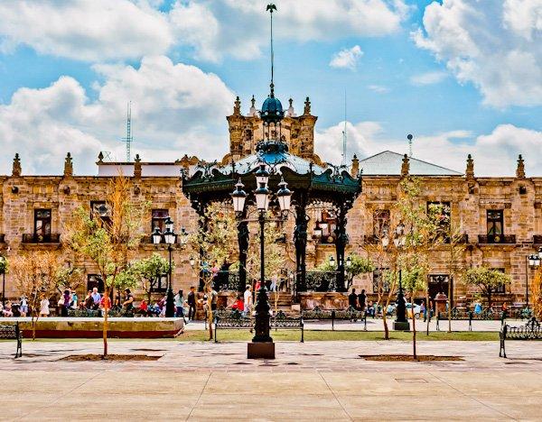 Hospicio Cabañas - Guadalajara Jalisco