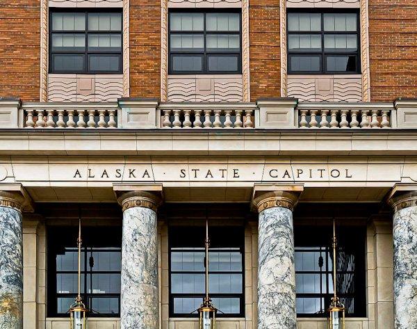Alaska State Capitol Building