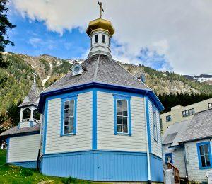 Saint Nicholas Russian Orthodox Church, Juneau