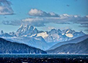 Devils Paw on the Alaska, British Columbia border