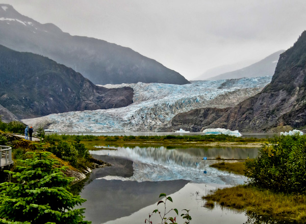 Mendenhall Glacier, Lake and Ice Caves