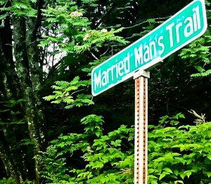 Married Mans Trail, Ketchikan Alaska