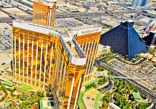 Las Vegas Landmarks - Mandalay Bay