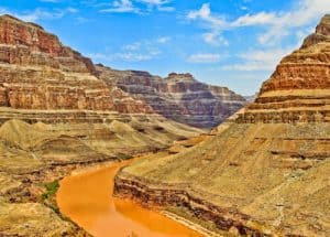 Las Vegas Landmarks - Helicopter to the Grand Canyon