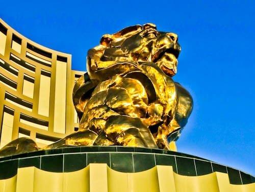 Las Vegas Landmarks - MGM Grand Casino