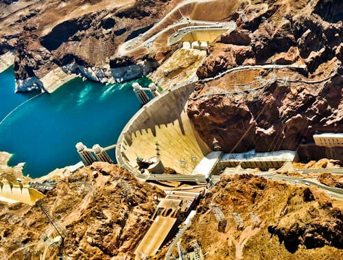 Las Vegas Landmarks - Hoover Dam