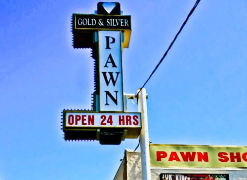 Las Vegas Landmarks - History Channel Pawn Shop