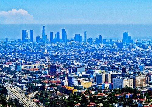 Los Angeles Landmarks - Griffith Park - California