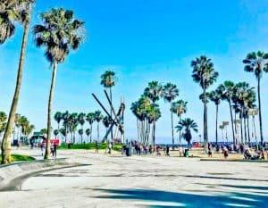 Los Angeles Landmarks - Venice Beach