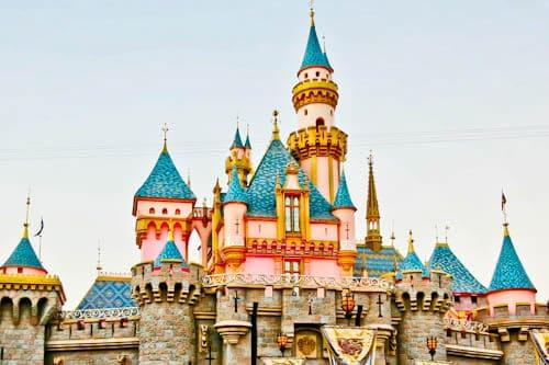 Los Angeles Landmarks - Disneyland