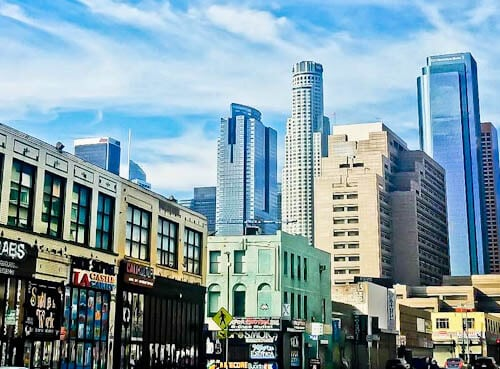 Los Angeles Landmarks - US Bank Tower