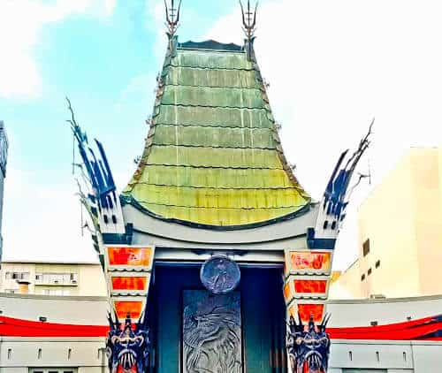 Los Angeles Landmarks - TCL Chinese Theatre