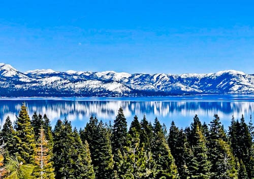 Things to do in Reno Nevada - Lake Tahoe