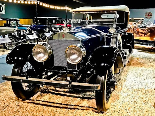 Thins to do in Reno Nevada - National Automobile Museum