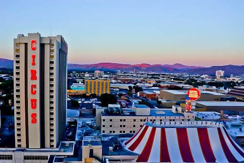 Things to do in Reno - Circus Circus Casino