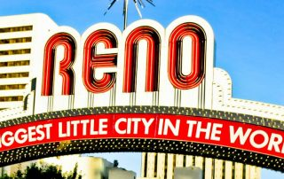 Things to do in Reno Nevada