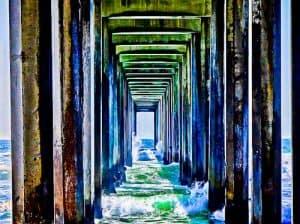 San Diego Landmarks - La Jolla Shores Park