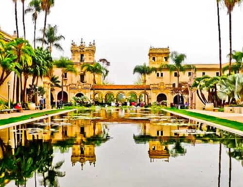 San Diego Landmarks - Balboa Park