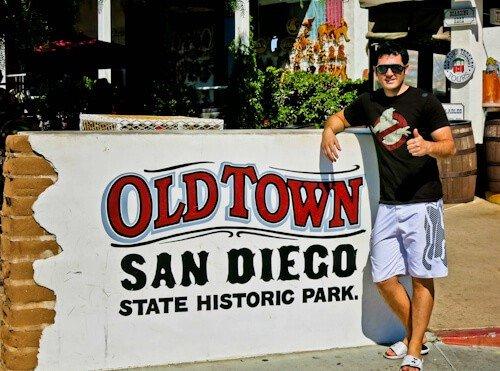 San Diego Landmarks - Old Town San Diego State Park