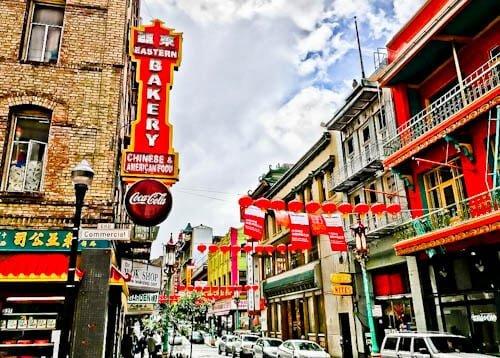 San Francisco Landmarks - Chinatown