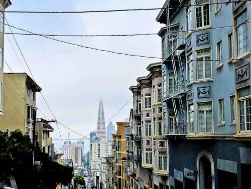 San Francisco Landmarks - Nob Hill