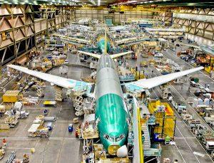 Boeing Tour - Seattle