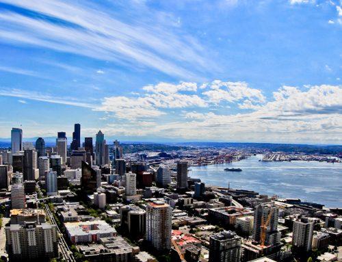Seattle Landmarks + Top Instagram Spots