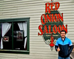 Red Onion Saloon - Things to do in Skagway Alaska