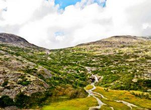 Chilkoot Pass Trail and Hiking